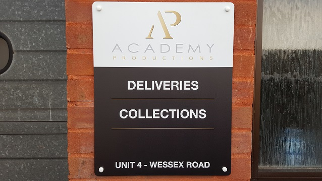We have moved to Unit 4 Wessex Road