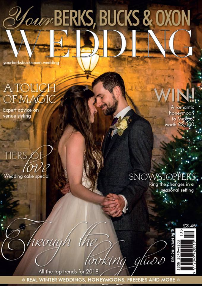 Bucks, Berks & Oxon Weddings Christmas Edition