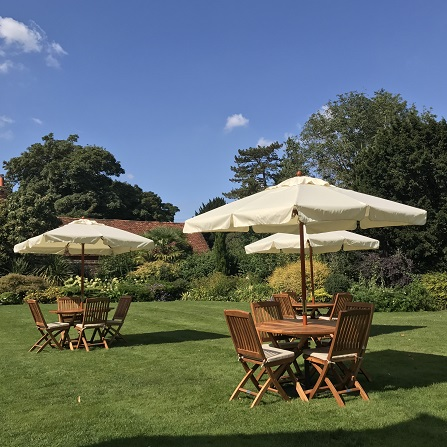 Outdoor Furniture Hire for Weddings & Events | Academy Productions